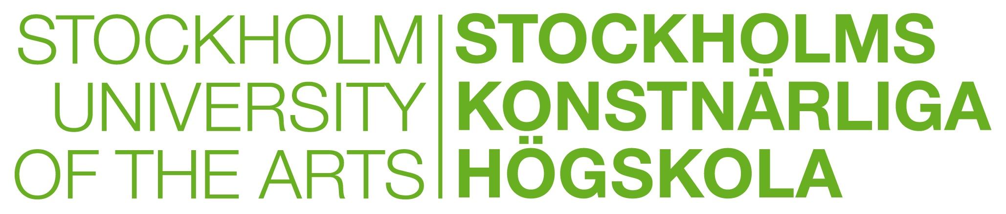 Stockholms konstnärliga högskolas hemsida om kulturskoleklivet